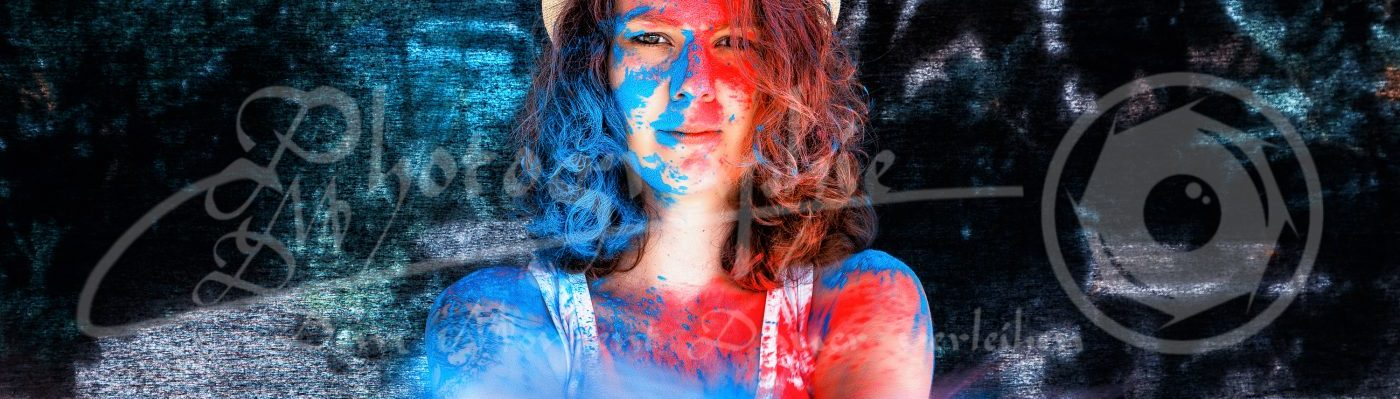 Holi-Shooting